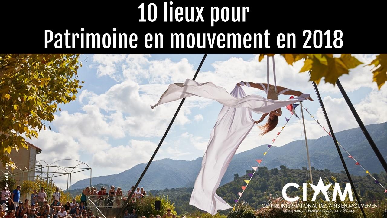 a64dd1f3b8174 Le CIAM - Centre International des Arts en Mouvement