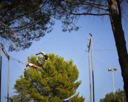 Grand trapèze volant extérieur - Christophe Raynaud de Lage