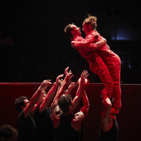 Jours [et nuits] de cirque(s) 2019 - Akoreacro - Christophe Reynaud de Lage
