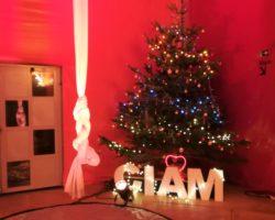 Déjeuner spectacle Noël entreprise CIAM